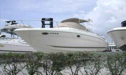 2002 Sea Ray 290 AMBERJACK *Brokerage Listing