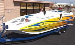 2007 Advantage Party Cat LX 27'$59,900http://www.gotwaterrentals.com/Consignment_2007_Advantage_Party_Cat_LX_27%27.htmlShowroom Condition '07 Party Cat LX Deck BoatAlways garaged and just detailed, this beautiful Advantage looks like it just rolled out of