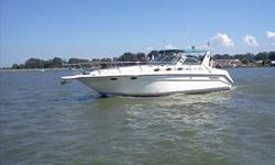 1994 Sea Ray 37 EXPRESS Clean Clean Clean!!! This boat looks like new. She's being sold by her original owner that has kept her inside a boat house on a lift and only used in fresh water. You wont find one nicer. She is powered by twin 454's and has