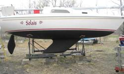 Very nice sailboat. Ready to sail. call Jeff at 920-492-1625 for more pic's and info. I have reduced the price I need to sell this boatListing originally posted at http