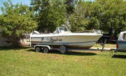 1988 wellcraft 21 ' walk thru with 88 150 horsepower yamaha runs well galv. trailer and a spare 93 150 horsepower yamaha with title 5000 $cash or trade 281-236-3888Listing originally posted at http