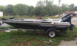 91 Cajun Bass Boat, 85hp Yamaha, Runs good, Trolling engine, Fish finder, sixteen feet with trailer, live wells etc... Looking for a really nice four wheeler or a couple of older/like-new condition ones, small fuel efficient truck or car, farm equipment,