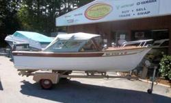 1957 Thompson sea coaster deluxe classic Boat with Trailer Will Trade This is a 1 of a kind,a must see 1957 Thompson sea coaster deluxe with the original 50 h.p. Evinrude V-4 starflite engine that run excellence, also with original Gator trailer.I have