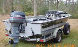 90 Hp Yamaha Outboard Nice Boat Very Clean