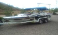 Great condition and great motor! 1979 Day Cruiser 460 Motor 21ft Jet Boat Gas $5800 or best offer Cash Only 480.424.3743