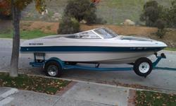 1995 Four Winns 190 Horizon 19' Open Bow, 5.0L 190 H.P. OMC Cobra Engine, Stern Drive, in Great Condition!! Only has 280 hours on boat! Very well maintained with yearly professional maintenance of engine and all other mechanical/electrical parts. Engine