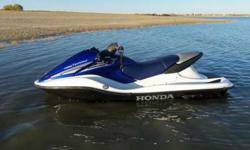 """This is a Perfect Christmas Gift and Winter Priced to sellI Love the Color on this Jet Ski and it is 4 Stroke Turbo Charged!!!This is a 2005 Honda F-12X """"Four Stroke Turbo Charged... Low Hours""""This is the Hard to find """"Turbo Model""""Always Garaged in Nice"""