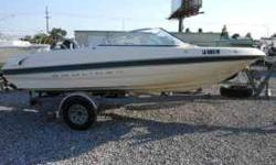 """Ask for """"Ruben A Ramos"""" for questions or to see the boat. Great Family Boat for Fishing and tubing or sking. 00 Bayliner 175 ,3.0 Liter 135hp I/O . Boat is well kept,Hull , Tranosm and floors Solid , and runs great. Galvanized trailer, Nice bowrider. Call"""