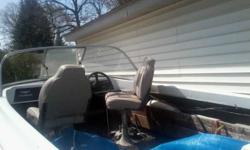 BOAT HAS INBOARD MOTOR SPARTAN TRAILER HAS LIFETIME STICKER BOAT HAS CRACK ON FRONT BOTTOM BOW NEED SPACE $600(952)217-2979Listing originally posted at http
