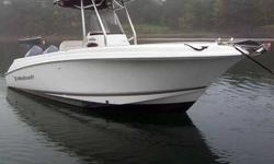 2009 Wellcraft 252 Fisherman Center Console Solid boat, obviously well known and ready to go fishing. This boat is super clean and only 310 hours!!! Can you believe it? And the Motors are under Yamaha Extended Warranty until 2015!!! This listing has now