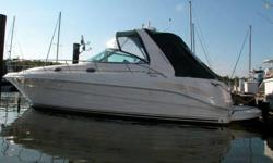 1999 Sea Ray 340 SUNDANCER For more information please call