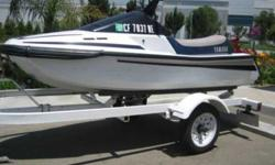 1991 or 92? Yamaha waverunner jet ski. Runs good and fires right up on 1st try, does need a battery but I can arrange that if buyer is willing to pay full asking price. Pretty like-new condition for the year no rips in the seat or any major damage. Blast