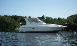 The Rogue 3075 is a stylish, classy, family oriented express cruiser, combined with a spacious interior, open cockpit arrangement and excellent on the water performance. Combing a good balance of comfort, performance, handling, and fuel economy, this