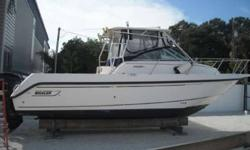 2001 Boston Whaler (Only 145 Hours!) *** FOR ALL QUESTIONS CONTACT