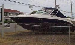 2005 Sea Ray 290 AMBERJACK For more information please call