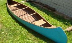 1926 Abercrombie Old Town 17' Charles River Canoe for Restoration. This is an original Old Town Abercrombie & Fitch canoe sold in New York city on 6-17-26. Serial # 89590, order # 3807. This needs complete restoration. It is a grade CS, aspen spruce gun