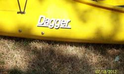 price reduced,14ft Vesper Dagger with Prijon paddle call 414 861-2947Listing originally posted at http