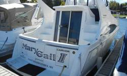 2000 Carver 350 MARINER For more information please call