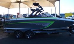 *** Just In ! 2014 Tige R20 with 5.7L 330hp! *** The R20, with its legendary Tigé craftsmanship and remarkable performance, offers you everything Tigé is known for, priced to achieve the ownership dream. From your first time up on a wakeboard, to boosting