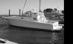 Sea Ray - '97 37 ft Express Cruiser Twin gas inboard 14 ft beam for a great ride, cruise or fish. Located in Deltaville. good condition $65,000 (804)241-4130 (click to respond)