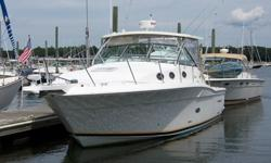 MAJOR PRICE REDUCTION!!!!!This 33 foot, 2002 Wellcraft Coastal 330 is located in Wareham, Massachusetts and is available for viewing by appointment only.FINCHASER comes equipped with a hardtop, and Eisenglass side enclosures with zippered openings, rocket