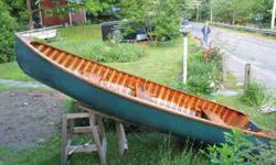 1960 Old Town Wood Canvass 12' Rowing boat that can take a small motor if desired. Very nice condition. Asking $699./best offer. Call or e-mail (click to respond) Located in Williamsburg, MA Listing originally posted at http