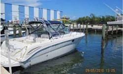 2005 Sea Ray 29 Amberjack QA Please submit any and ALL offers - your offer may be accepted! Submit your offer today! We encourage all buyers to schedule a survey for an independent analysis. Any offer to purchase is ALWAYS subject to satisfactory survey