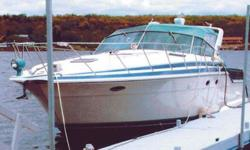 """Like New! 43"""" Wellcraft Portofino - sleeps 6, LIKE NEW!!! Only 300 original hours. Well maintained been garaged indoors . $25,000 in extras, furuno color radar, depth finder lots of extras etc,.Very well maintained! Selling for health reasons. REDUCED TO"""