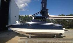 2007 Cobalt Boats 282 Like new! Ready to be viewed at Barber Marina! This 2007 Cobalt 282 is in immaculate condition and is stored indoors at Barber's Marina. There are very few hours on the motor and the upholstery and covers are in excellent shape. This