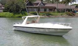 1993 Intrepid 356 CUDDY For more information please call
