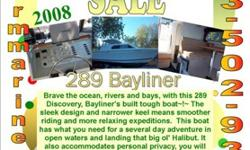 PH 502-9388 rmmarine.com for more informationIf you buy this boat, you can use it when you want. Then let someone rent it when your not using it, get a low interest rate due to how new this boat is, try for a 2 nd home loan and use it as a write off as a