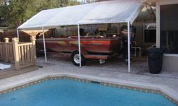 I have a 1986 nitro bass boat in great shape,all new carpet,seats and all pumps. It come with 175 mainer 2 cycle ,
