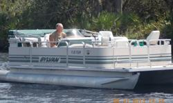 2000 SYLVAN PONTOON BOAT20 ft. with 2 ft. PONTOON EXTENSIONS50 hp JOHNSON MOTOREXCELLENT RUNNING CONDITION (Kept on lift in boat shed so the interior is in excellent condition as well)No TrailerCOMES WITH THE FOLLOWING EXTRAS:ElectronicsBoat CoverPortable
