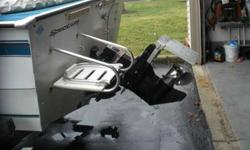 1995 pro avenger 190 sd.19ft. 180 horsepower.mercruiser ,apha one with stainless propeller.55 pnd. thrust trolling engine with 54 in shaft.new impeller,carb rebuilt and bellows are perfect.all purpose boat,fish,tube,or go to erie.it has a bow cover and a