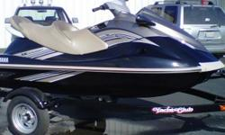 3 seater Yamaha wave runner, 2010, 26.5 hours on it. All maintenance done by certified dealer.