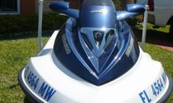 Sea Doo Wave Runner 2005, 3 sets, 4 stroke GTX 4-TEC RXP and RXT. Super charge; Speed up to 65 mph. 82 hours. Only 82 hours on the engine. Come along with anchor, rope, 3 life jackets, and flush hose. For more information, Please call (786) 972-2902.