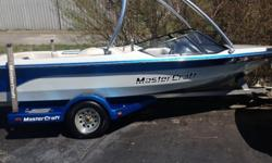 1989 Mastercraft ProStar 190This fresh water only Prostar 190 is priced to move and must sell fast! It's a great boat, mechanically solid and recently serviced. This is a legendary Ski boat and a great performer. The exterior of this boat is in great