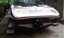 99 Tahoe q5 19ft open bow runs excellent few Scratches now bad tho. 4.3l mercruiser excellent boat. Call or text 765-635-9412Listing originally posted at http