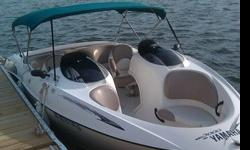 2000 Yamaha LS 2000 JETBOAT Excellent Condition 2 135HP Yamaha Engines AM/FM Stereo Bimini Top Boat Cover Call 803-522-0872