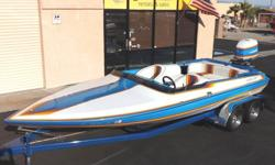 FOR SALE!!1985 Lavey Craft Super Interceptor 21'Price Reduced from $8,900 to only $6,900http