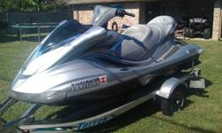 2009 yamaha FX CRUISER HIGH OUTPUT with trailer and cover you can contact me at 713-254-8751