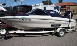 2000 Bayliner 1600 CF Only $6995.00 ( Clean One Owner, Arizona Fresh Water Boat!) Sale Price Includes