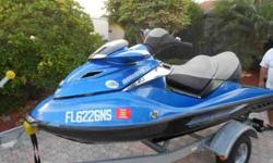 2007 Seadoo GTX LIMITED SUPERCHARGED 2007 SEADOO GTX LIMITED SUPERCHARGED, 2007 SEADOO GTX LIMITED, TOP OF THE LINE SUPERCHARGED SEADOO.215 HORSEPOWER. Less than 100 hours. 3 person Jet Ski.