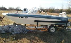 This is a really nice boat for its age! $700 obo txt or call 785-409-0654 tyListing originally posted at http
