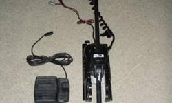 """Minn Kota PowerDrive AutoPilot 24v 70 lbs thrust 54"""" Shaft Weedless Wedge II Prop Bought new directly from Minn Kota late Summer of 2007 Great motor, runs great, GREAT shape... only selling because I have upgraded to one with I-Pilot Please feel free to"""