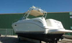 2003 Sea Ray 29 AMBERJACK For more information please call