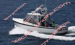 1981 Legnos express sportfish. 485hp Detroit diesel. Excellent electronics, ten man liferaft, 406 EPIRB, swivel rod holders, five blade propeller, slush tank, 200 gallons fuel in two fiberglass tanks. This boat has the best of everything. If you look at