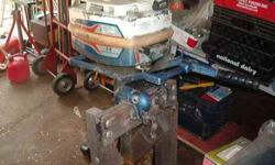 3-1/2 horsepower eska outboard runs $70.00 thanks jim 715-607-0186 would consider a trade for snowblowerListing originally posted at http