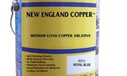 New England Copper is a good performance single season ablative with full season protection against hard and soft growth in low-moderate fouling conditions. You will experience ablative polishing like a bar of soap, without the paint build-up and apply