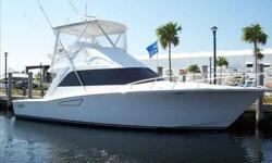 2008 Cabo Yachts 43 FLYBRIDGE For more information please call